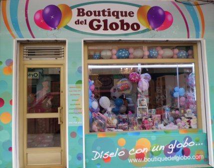 Boutique del globo for Donde comprar globos